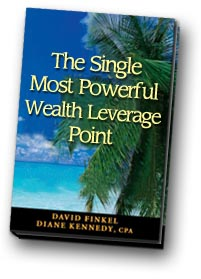 Single Most Powerful Wealth Leverage Point